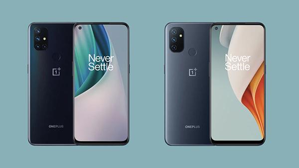 OnePlus Nord N10 và N100