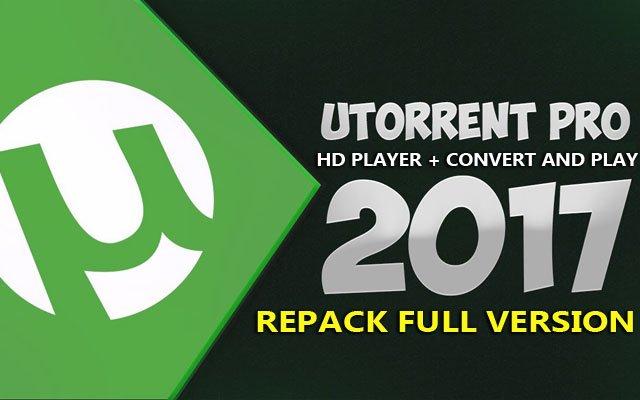 μTorrent Pro, download uTorrent Pro