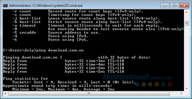 Đổi DNS Google, DNS OpenDNS để tăng tốc truy cập Internet