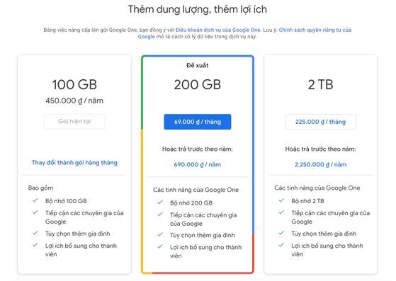 3 mẹo lấy lại dung lượng lưu trữ trên Gmail - 1